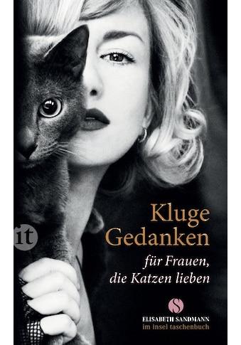 Buch Kluge Gedanken für Frauen, die Katzen lieben / DIVERSE kaufen