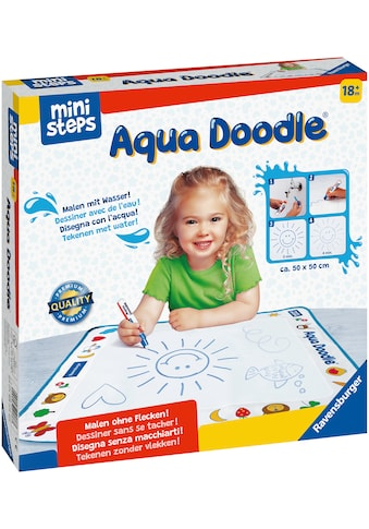 Ravensburger Kreativset »ministeps® Aqua Doodle®«, Made in Europe kaufen