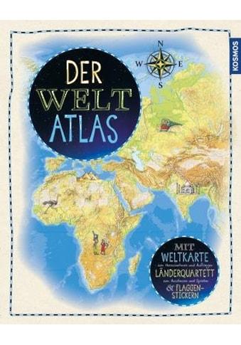 Buch »Der Weltatlas / Angelika Sust, Dr. Heike Herrmann« kaufen