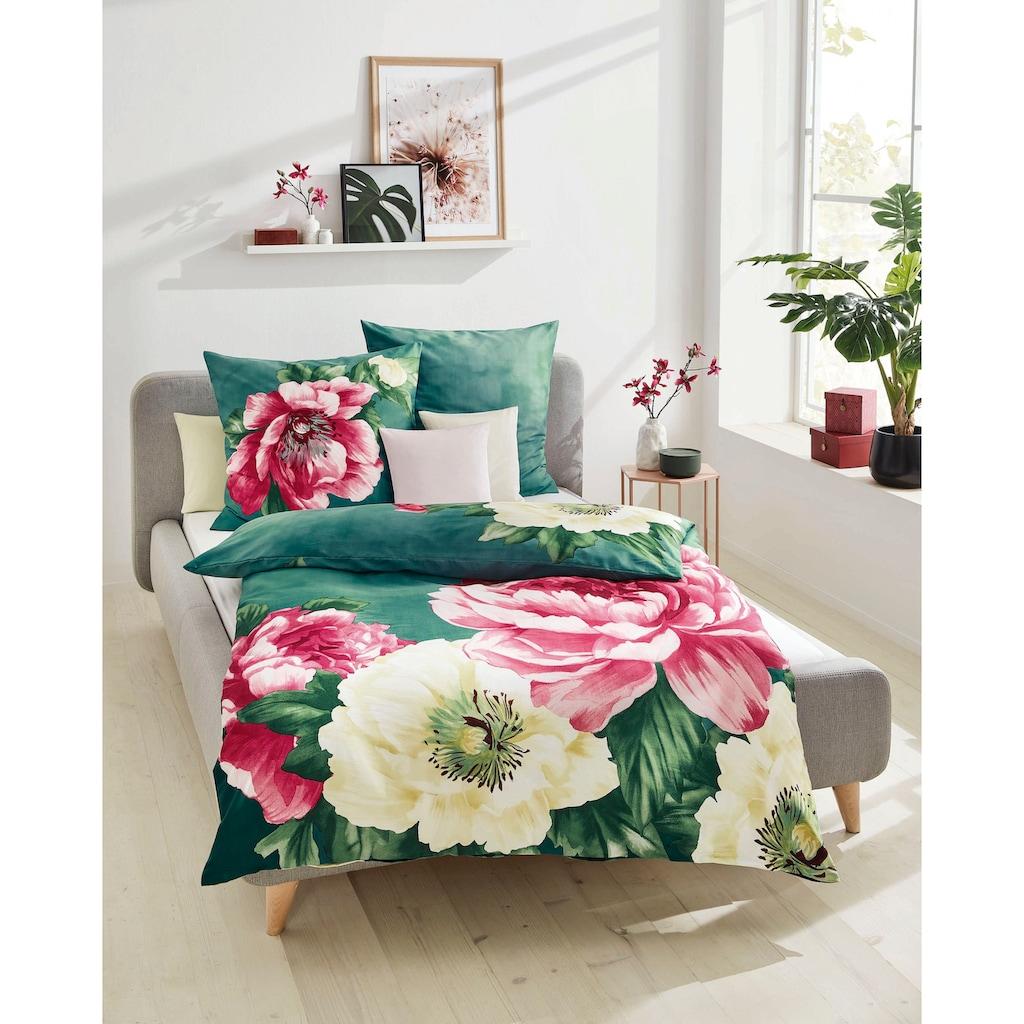 Kaeppel Bettwäsche »Juliette«, mit großen Blumen