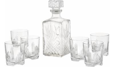 van Well Whiskyglas »Selecta«, (Set, 7 tlg.), aus hochwertigem Glas kaufen