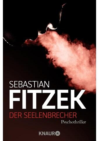 Buch »Der Seelenbrecher / Sebastian Fitzek« kaufen
