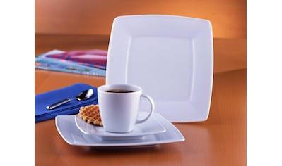 van Well Kaffeeservice »Classico«, (Set, 18 tlg.), Mikrowellengeeignet kaufen