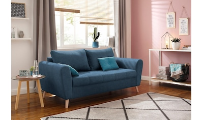 Home affaire 2,5-Sitzer »Penelope«, mit feiner Steppung im Sitzbereich,... kaufen