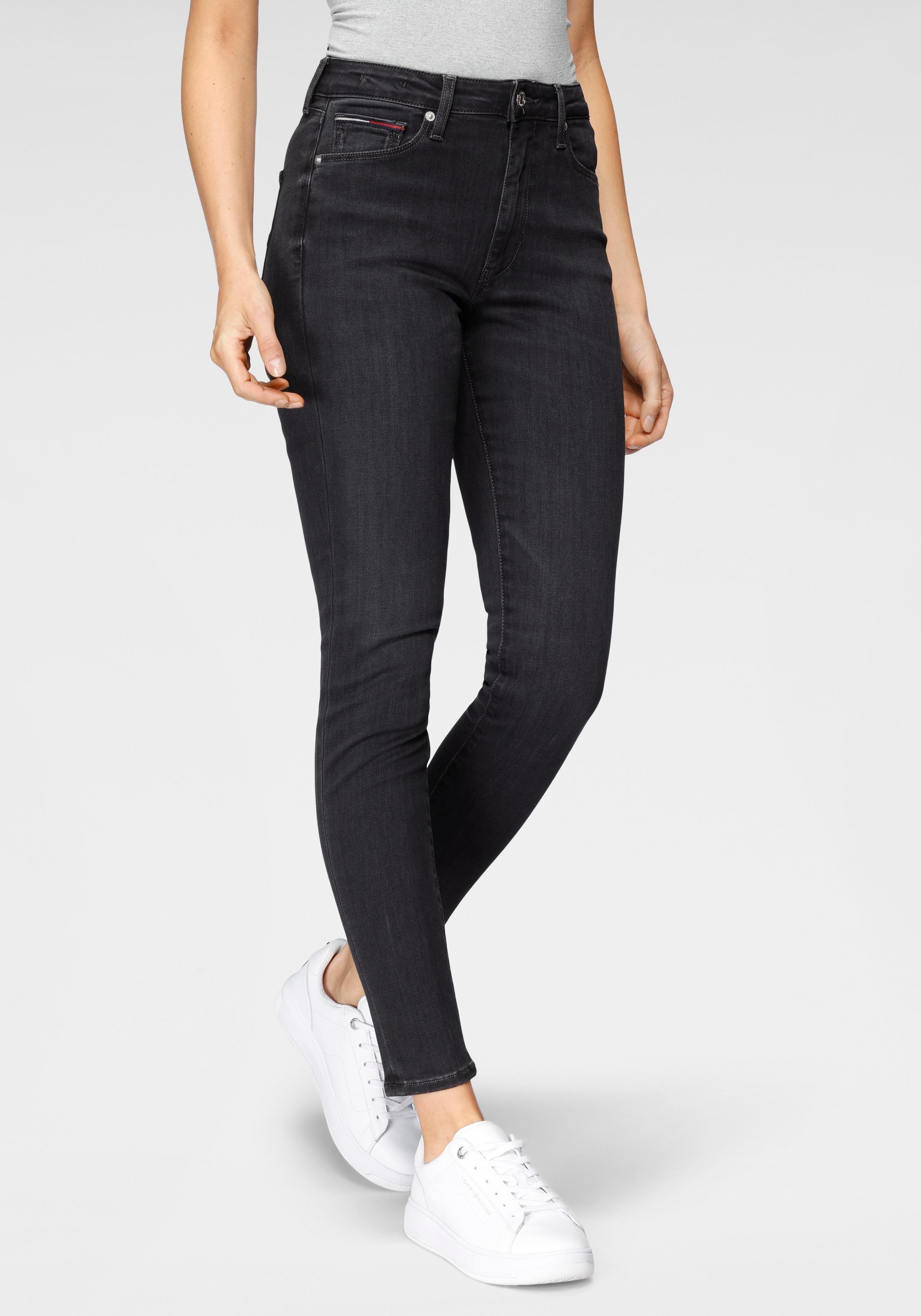 TOMMY JEANS Skinny-fit-Jeans »SYLVIA HR SUPER SKNY ANKLE ...