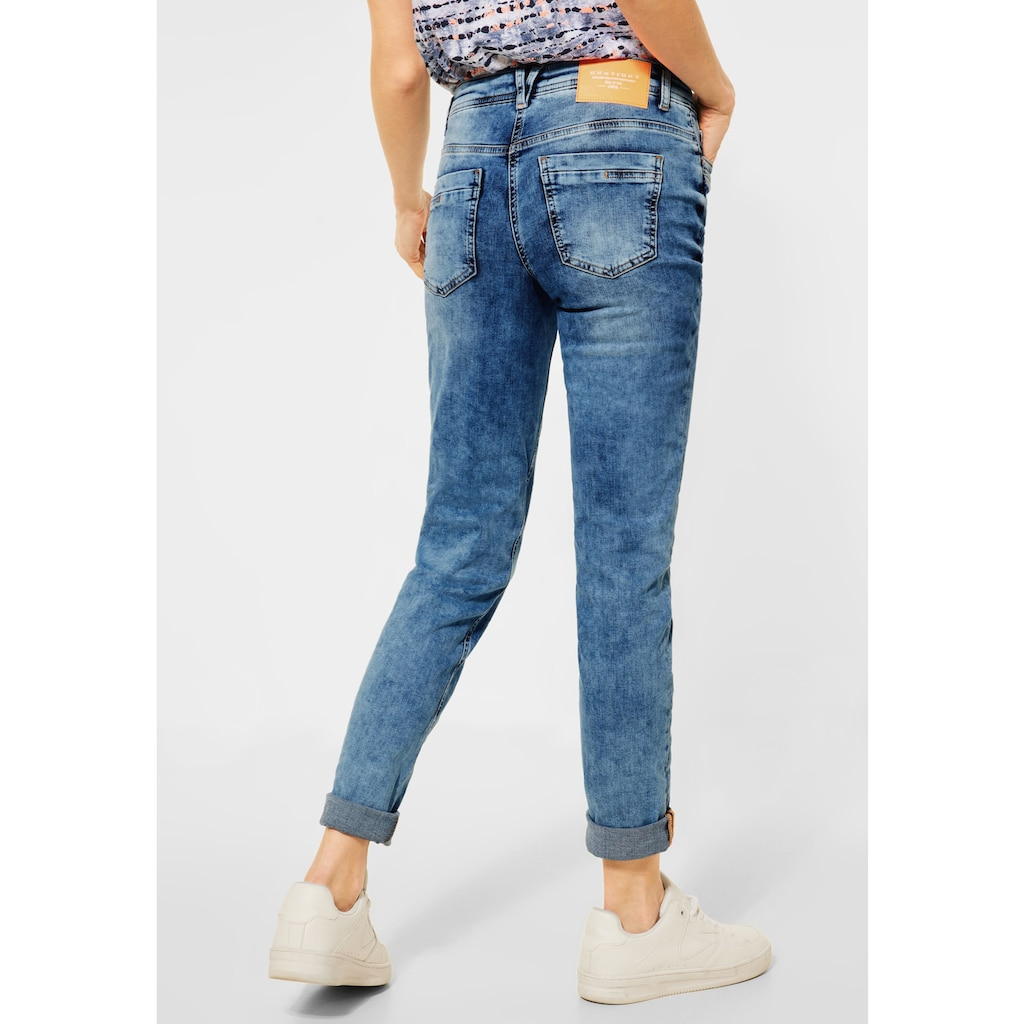 Cecil Loose-fit-Jeans, 5-Pockets Style