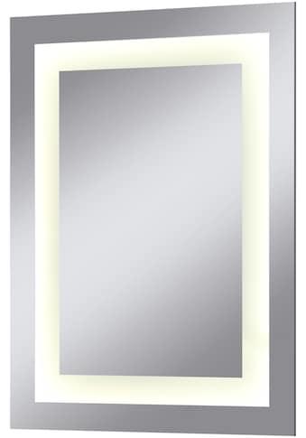 WELLTIME Badspiegel »Miami«, LED - Spiegel, 45 x 60 cm kaufen