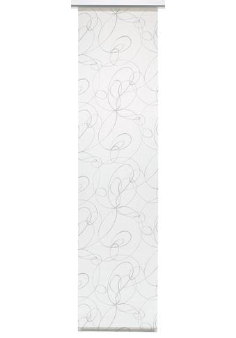 GARDINIA Schiebegardine »Flächenvorhang Stoff Curling«, HxB: 60x245 kaufen