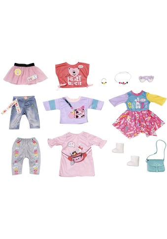 Baby Born Puppenkleidung »City Fashion«, (Set, 12 tlg.) kaufen