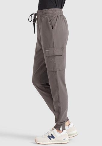 khujo Schlupfhose »STACI«, mit Cargotaschen und elastischen Bund in der Taille kaufen