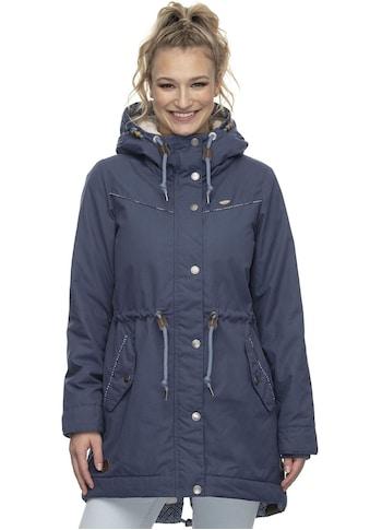 Ragwear Plus Parka »CANNY PLUS«, Water repellent coating kaufen