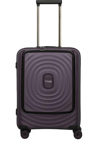 "TITAN® Hartschalen - Trolley ""Looping, 55 cm"", 4 Rollen kaufen"
