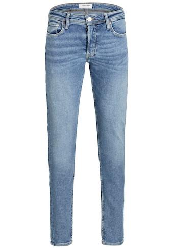 Jack & Jones Junior Stretch-Jeans »JJIGLENN JJORIGINAL CJ 0« kaufen