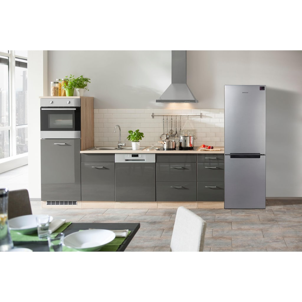Samsung Kühl-/Gefrierkombination, No Frost