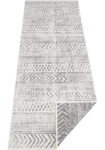 bougari Läufer »BIRI«, rechteckig, 5 mm Höhe, In- und Outdoor geeignet, Wendeteppich kaufen
