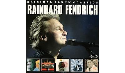 Musik-CD »Original Album Classics / Fendrich,Rainhard« kaufen