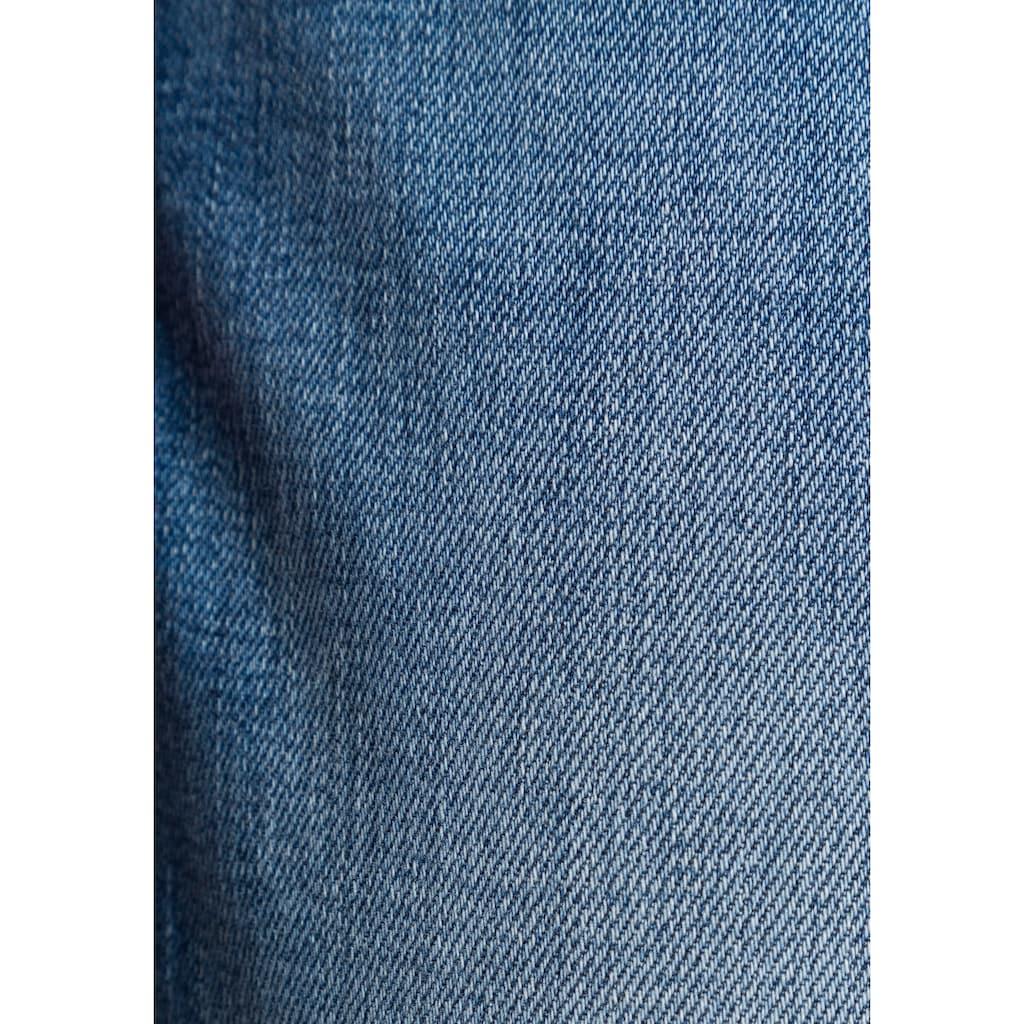 Herrlicher Röhrenjeans »PIPER HIGH CONIC ORGANIC«, umweltfreundlich dank Kitotex Technology