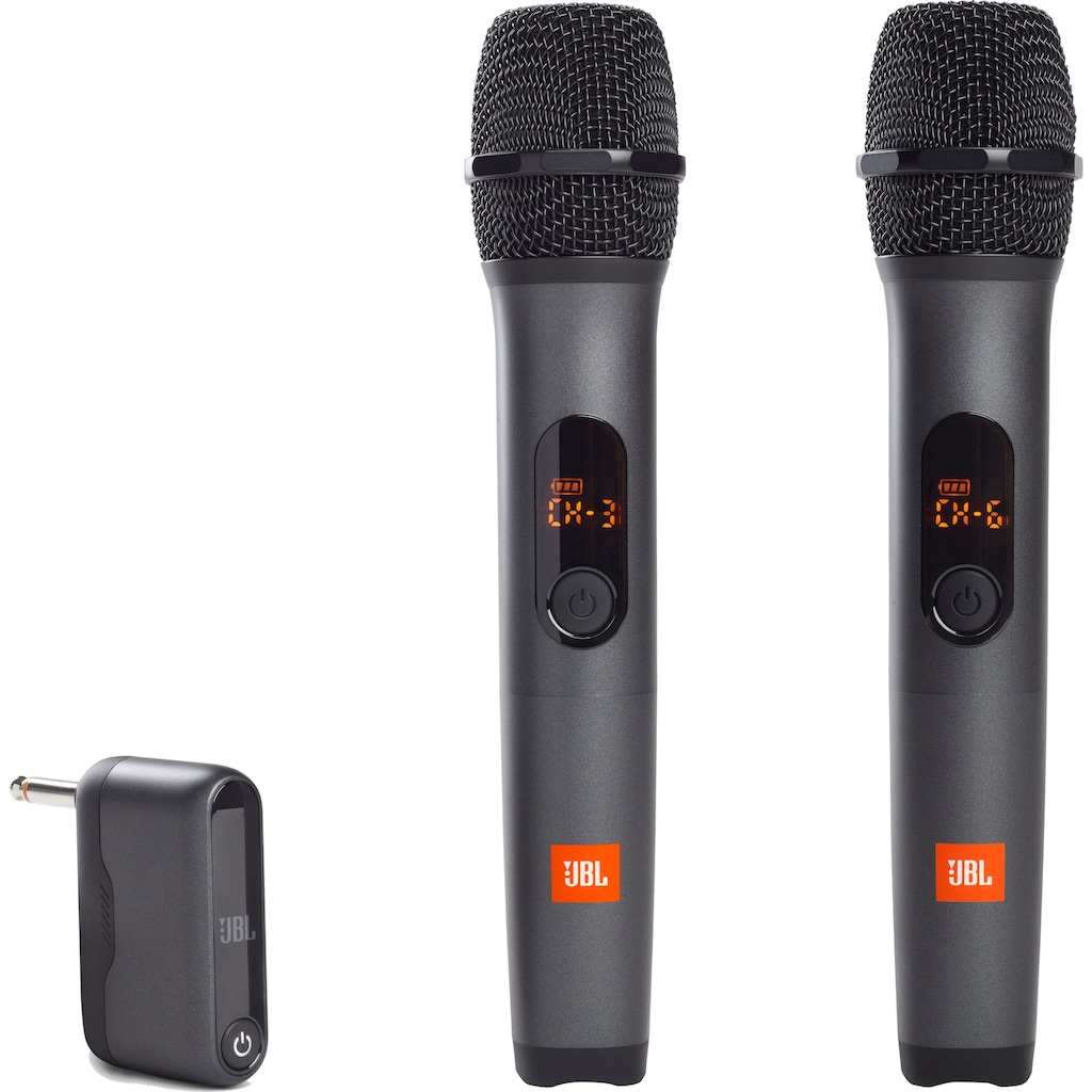 JBL Mikrofon »wireless Microphone«, 2 Mikrofone und 1 Dongle