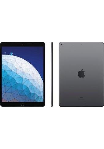 iPad Air Wi - Fi, 256 GB, Apple, »space grau, 10.5 Zoll« kaufen