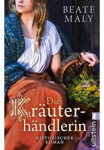 Buch Die Kräuterhändlerin / Beate Maly kaufen