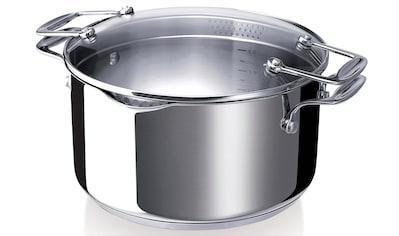 Beka Kochtopf »Chef Pratique«, Edelstahl, (1 tlg.), Induktion kaufen