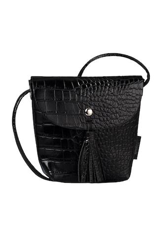 TOM TAILOR Denim Mini Bag »Ida Croc« kaufen