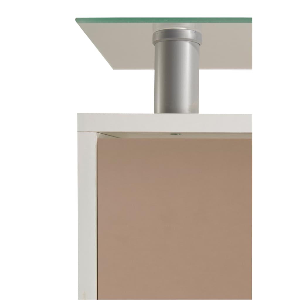 borchardt Möbel Garderoben-Set »Rena 2«, (Set, 3 St.), mit Glasablage