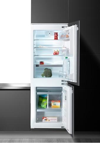 BAUKNECHT Einbaukühlgefrierkombination, KGIE 2164 A++, 157,6 cm hoch, 54,5 cm breit, 158 cm hoch kaufen
