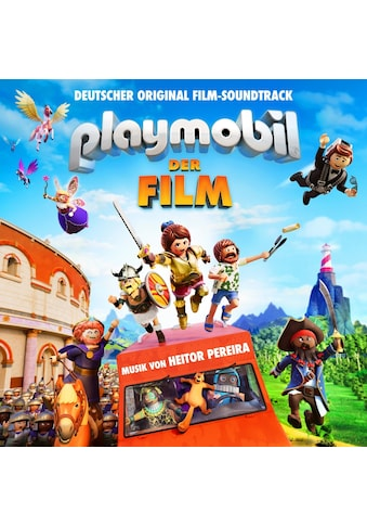 Musik-CD »Playmobil: Der Film/OST/dt.Fassung / Various« kaufen