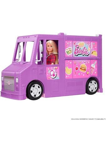 """Mattel® Spielzeug - Bus """"Barbie Food - Truck (aufklappbar)"""" kaufen"""