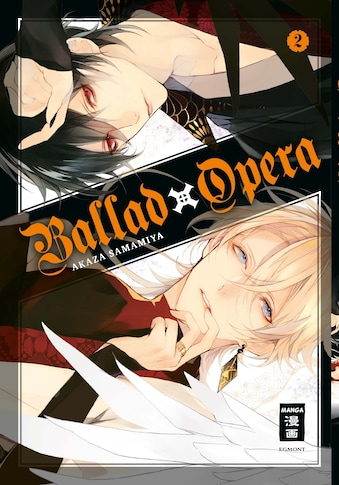 Buch Ballad Opera 02 / Akaza Samamiya, Claudia Peter kaufen