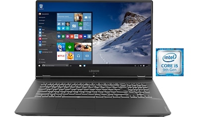 Lenovo Legion Y540 - 17IRH - PG0, 81T3000QGE Notebook (43,94 cm / 17,3 Zoll, Intel,Core i5, 1000 GB HDD, 256 GB SSD) kaufen