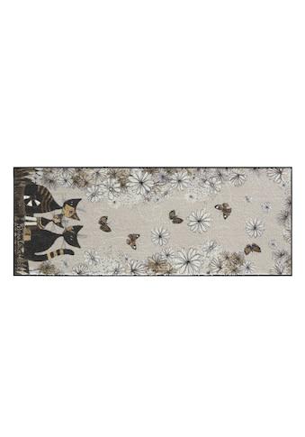 Fußmatte ROSINAGATTI Katze, waschbar kaufen