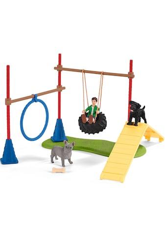 Schleich® Spielwelt »Farm World, Spielspaß für Hunde (42536)« kaufen