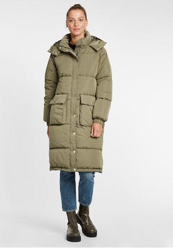 OXMO Wintermantel »Alba«, Damen Wintermantel mit Kapuze kaufen