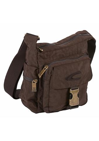 camel active Umhängetasche »JOURNEY«, Crossbody Bag ideal für Festival oder Konzert kaufen