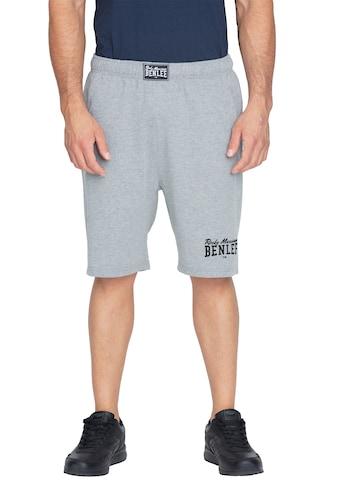 Benlee Rocky Marciano Shorts in sportlichem Design »BASIC SHORTS« kaufen