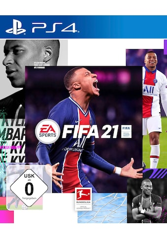 FIFA 21 Steelbook Edition PlayStation 4 kaufen