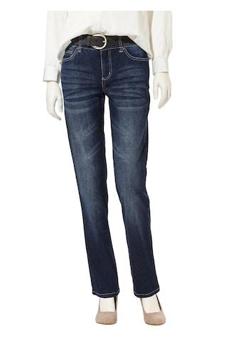 Casual Looks Jeans mit angenehm breitem Bund kaufen
