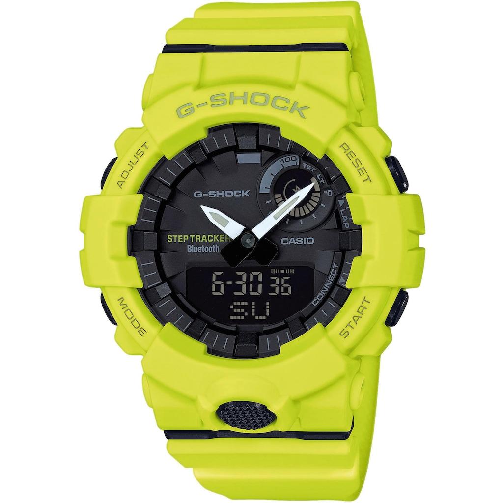CASIO G-SHOCK Smartwatch »GBA-800-9AER«