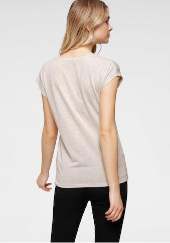 HaILY'S T-Shirt, mit Paillettenprint kaufen