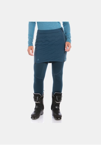Schöffel Sweatrock »Thermo Skirt Pazzola L« kaufen