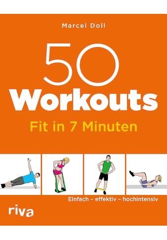 Buch »50 Workouts - Fit in 7 Minuten / Marcel Doll« kaufen