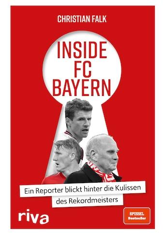 Buch »Inside FC Bayern / Christian Falk« kaufen