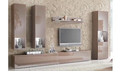 Wohnwände Tv Wohnwände Online Auf Rechnung Kaufen Baur