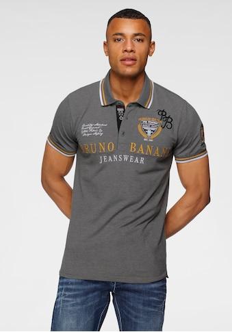 Bruno Banani Poloshirt, Piqué Qualität kaufen