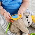 Fisher-Price® Kinderwagenanhänger »Kleines Spiel-Faultier«