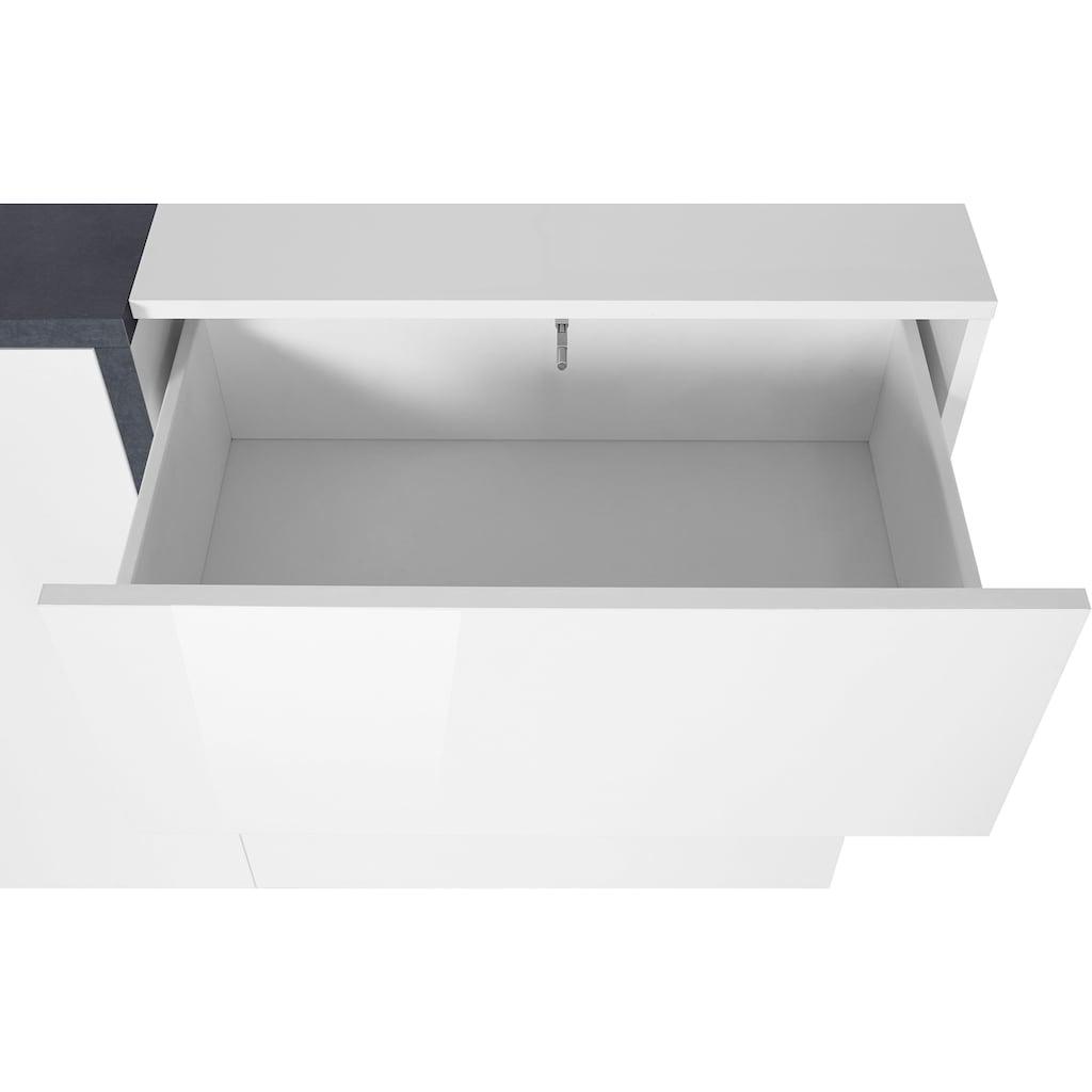 Tecnos Sideboard »Zet«, Breite 150 cm