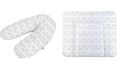Rotho Babydesign Wickelauflage »Seashell Shape«, inklusive Stillkissen Multi; Made in... kaufen