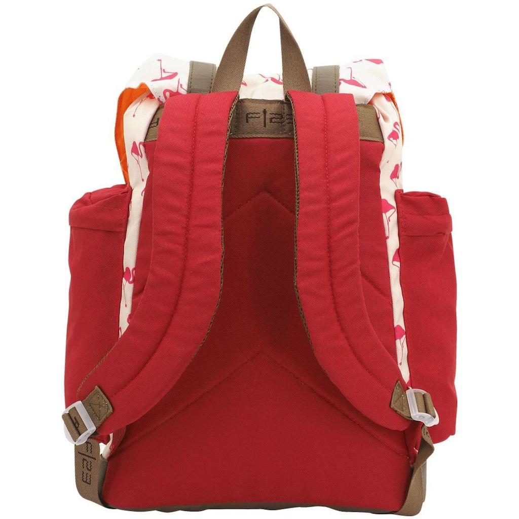F23™ Laptoprucksack »Flamingo«